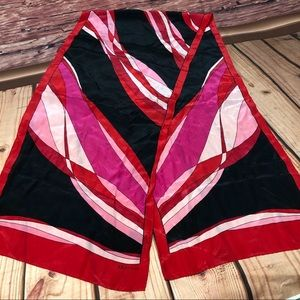 Anne Klein 14x60 Silk Rectangle Scarf